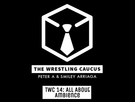 All About Ambience | The Wrestling Caucus Episode 14