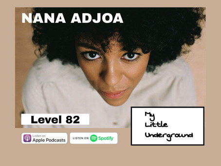 Nana Adjoa! Returns with 'Big Dreaming Ants' | My Little Underground Level 82