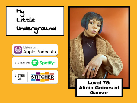 Alicia Gaines of Ganser | My Little Underground Level 75