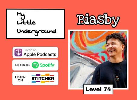 Biasby's Metaphorical Warzone | My Little Underground Level 74