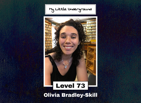 Olivia Bradley-Skill - Music Director of WFMU | My Little Underground Level 73