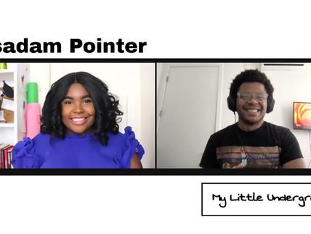 Flisadam Pointer | My Little Underground