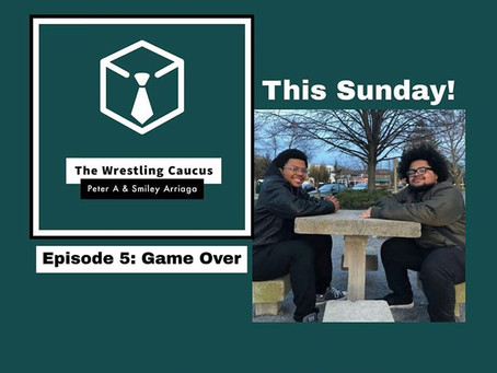Game Over: Wrestling Video Games on The Wrestling Caucus