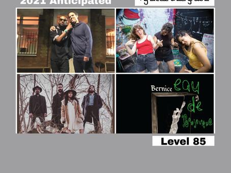 2021 Anticipated | My Little Underground Level 85