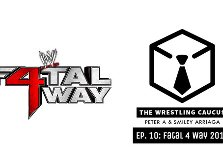 WWE Fatal 4 Way 2010 | The Wrestling Caucus Episode 10