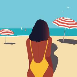 Beach - Camila Pinheiro - copyright