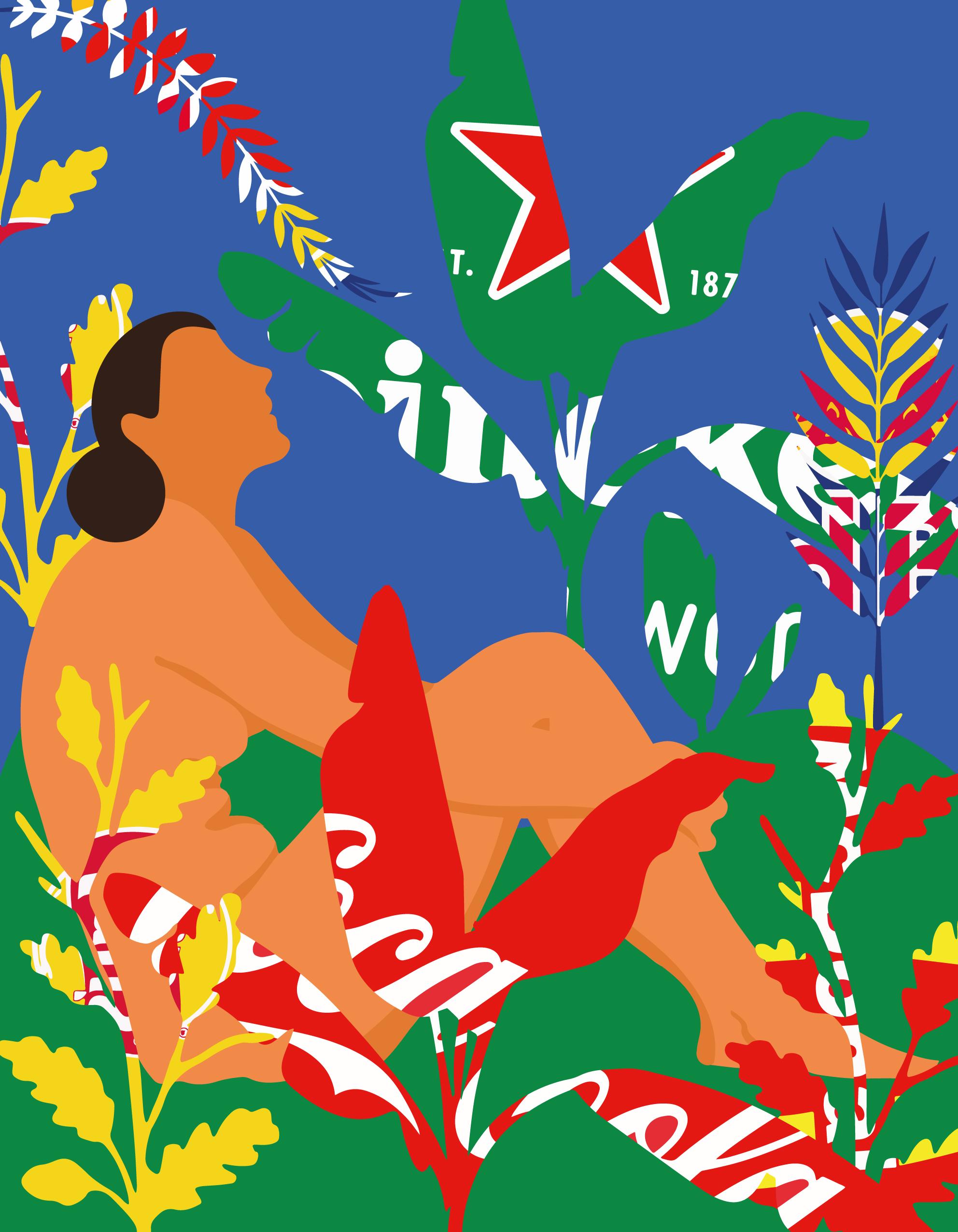 salve a Amazonia - camila pinheiro copyr