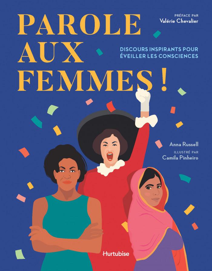 Parole Aux Femmes Illustre par Camila Pi