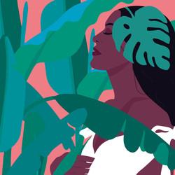 the amazon rainforest - Camila Pinheiro copyright