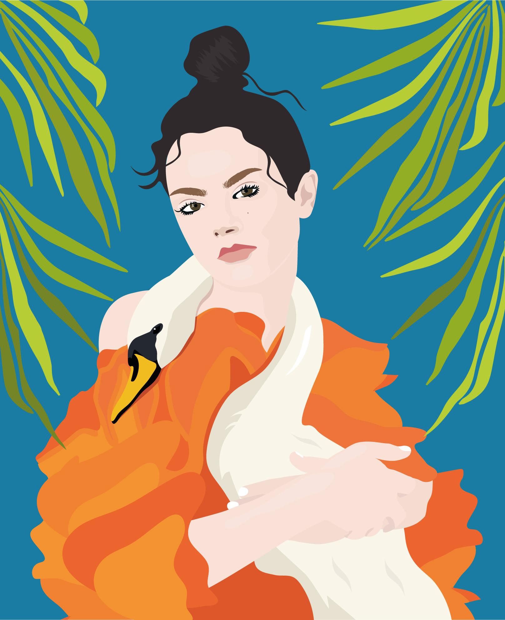 A Menina e o Cisne - Camila Pinheiro