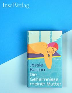 Book cover for Jessie Burton - Insel Ver