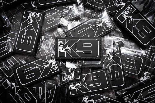 Patch 3D K9MP PVC