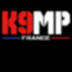 Logo Casquette K9MP rouge.png