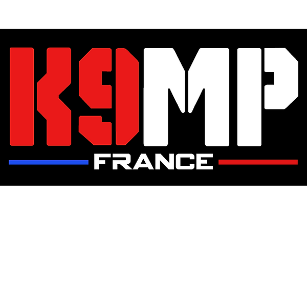Logo Casquette K9MP rouge.png