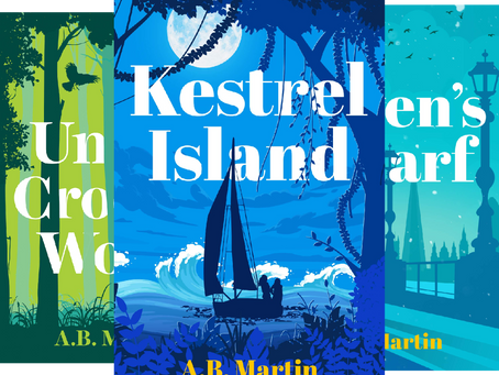Sophie Watson Adventure Mystery Series by A.B Martin