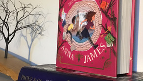 Tilly and he Map of Stories by Anna James