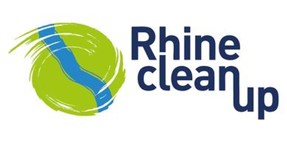 Rhine Cleanup Day
