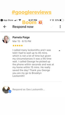 #googlereview #brooklynlocksmith #geolocksmith