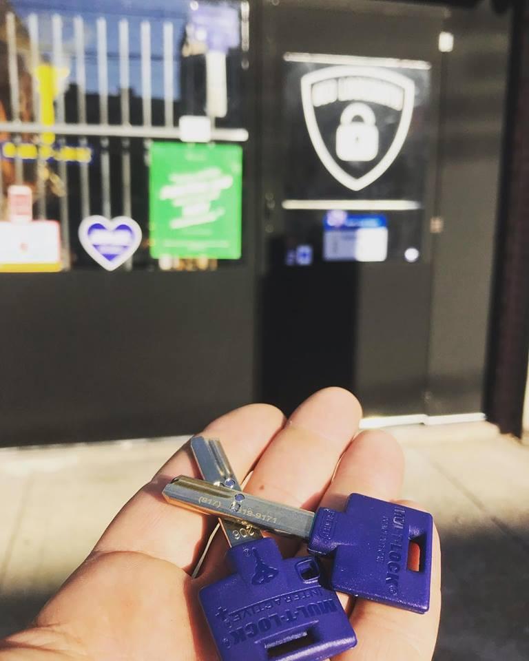 Mul-T-Lock Key