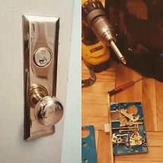 new york mortise lock