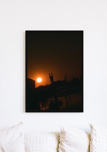 Salford Quays Sunset 6 - 062
