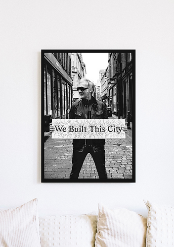 Clint Boon We Built This City - 003