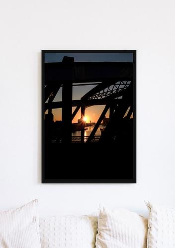 Salford Quays Bridge 2 - 055