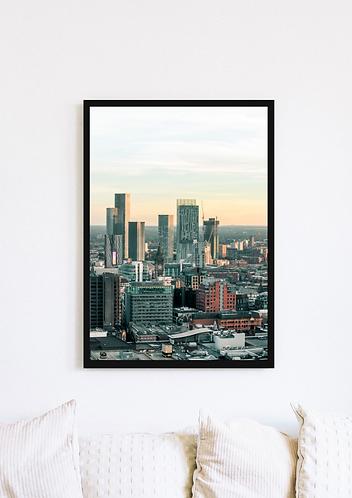 Manchester Skyline - 072
