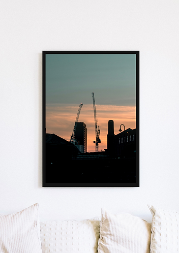 Castlefield Offices Sunset - 006
