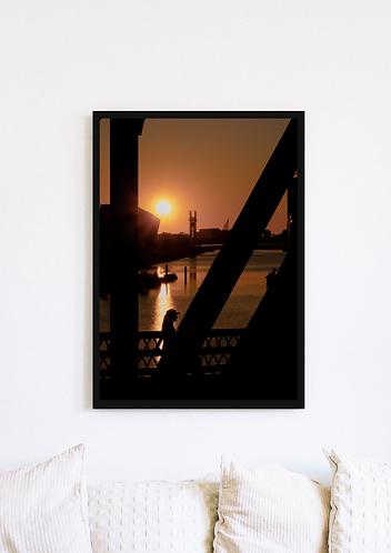 Salford Quays Bridge 3 - 056