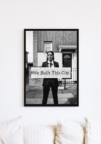 Diane Modhal We Built This City - 014