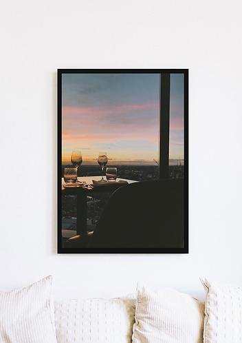 20 Stories Sunset Dinner - 004