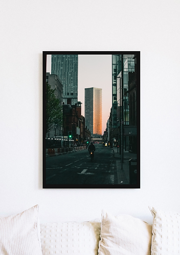 Deansgate Sunset - 027