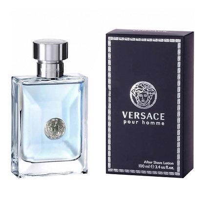 Versace | Pour Homme | Aftershave | 100ml | מבצעים | אפטרשייב