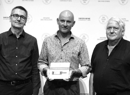 Swiss Wine Vintage Award 2016