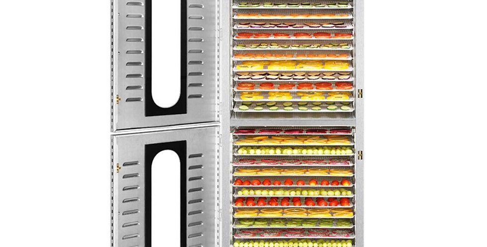 Deshidrator comercial BioChef digital vertical 32 tăvi