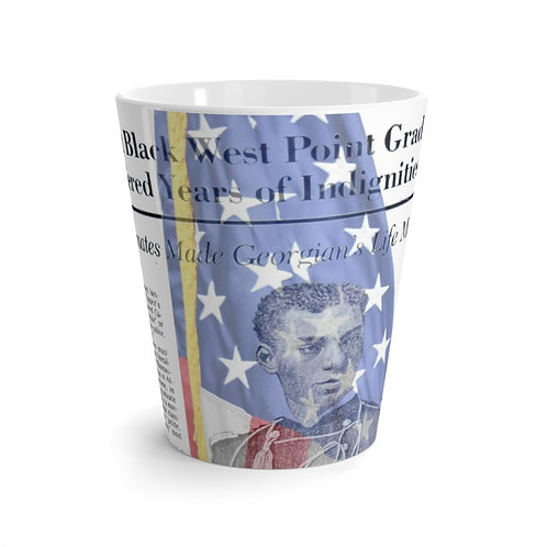 Collectible Art Latte mug
