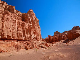 Mongolia Fixers Gobi expedition travel tour camping adventure