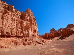 Mongolia Fixers Gobi expedition travel tour camping adventure