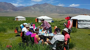 Mongolia expedition travel tour trek camping adventure trekking