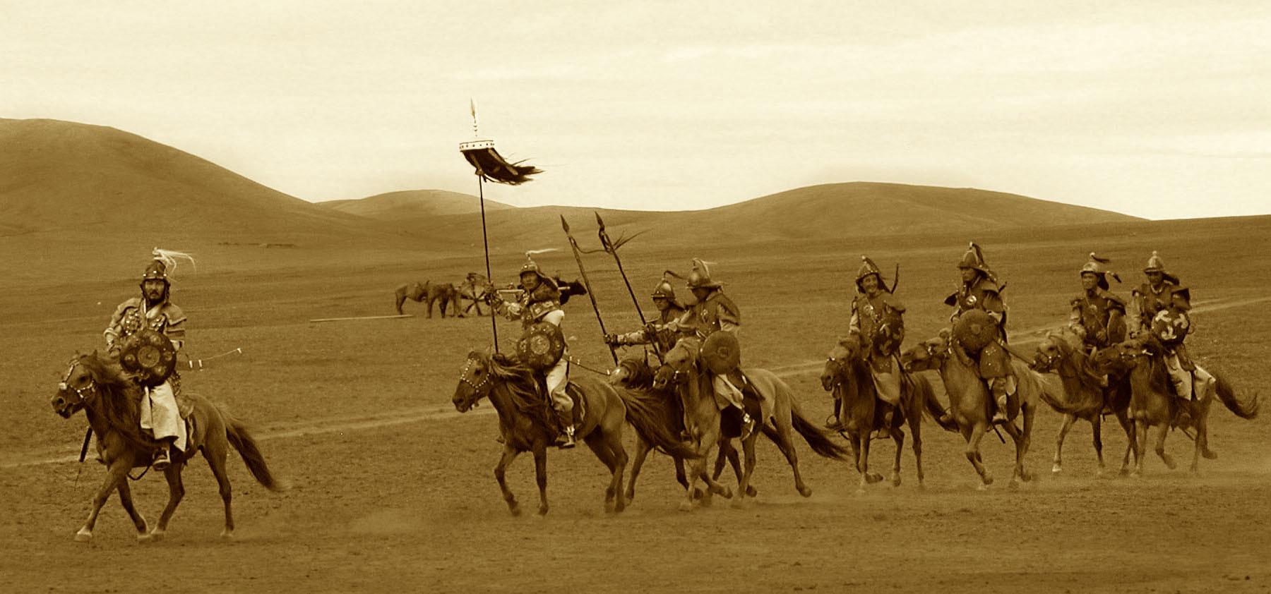 13th Century Warriors
