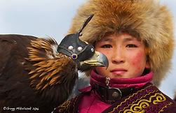 Mongolia Eagle huntress expedition travel tour adventure fixer logistics golden hunter