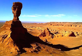 Mongolia Fixer Gobi expedition travel tour camping adventure