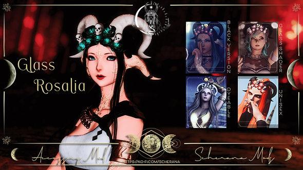 [S] Glass Rosalia