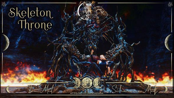 [S] Skeleton Throne