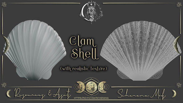 [S] Resource: Clam Shell Model