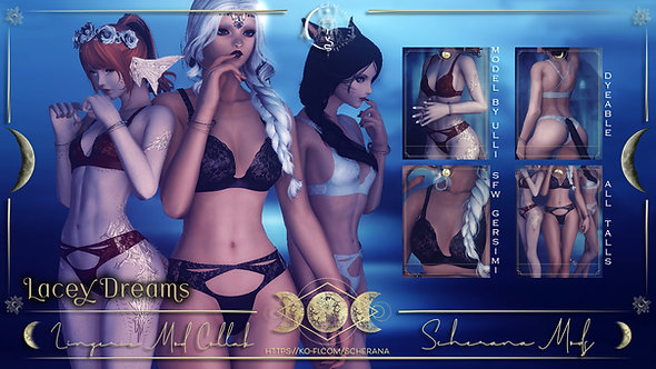 [S] Lacey Dreams - SFW Gersimi