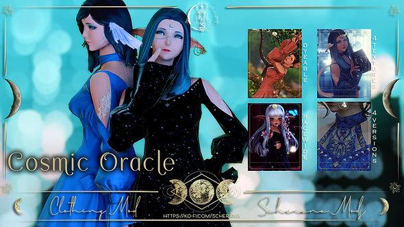 [S] Cosmic Oracle