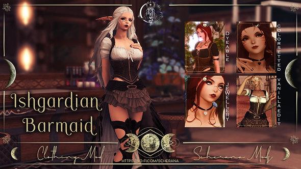 [S] Ishgardian Barmaid
