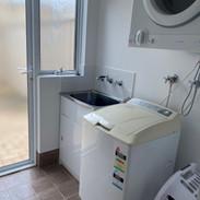 Laundry still needs to happen on holiday
